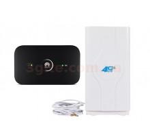 Huawei E5573Cs-320 + Антенна 3G/4G LTE MIMO 2*9dBi