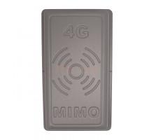 Панельная  MIMO антенна на  17 дб (2 * 2)  824-960 / 1700-2700 мГц