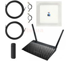 Ready 4G WiFi Internet kit Home MIMO for the countryside (turnkey Internet)