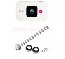 3G/4G роутер Huawei E5577Cs-321+Антенный комплект MIMO на 20 ДБ