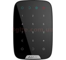 Ajax KeyPad Black Wireless Touch Keyboard