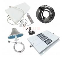 Комплект усиления сотовой связи Lintratek KW20L -GDW